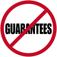 no-guarantees